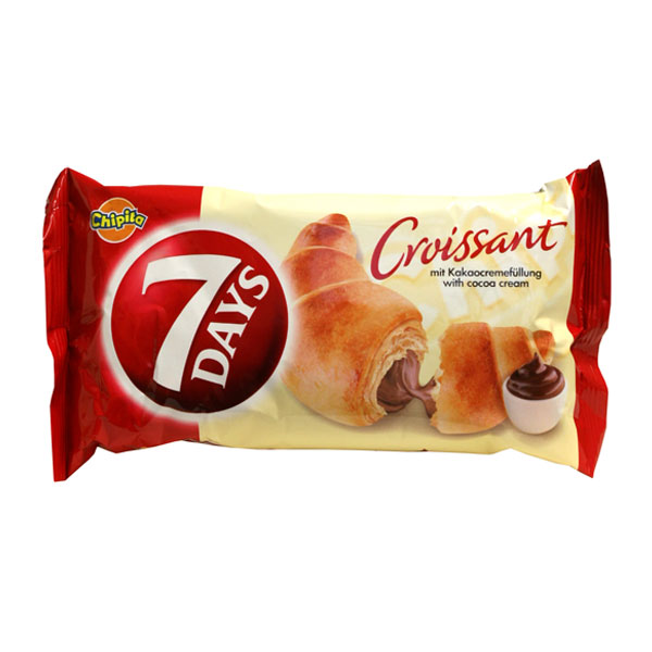 7 DAYS COCOA CROISSANT