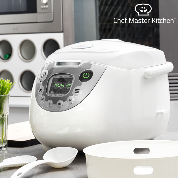 Food Processor Chef Master Kitchen 5 L 860W White
