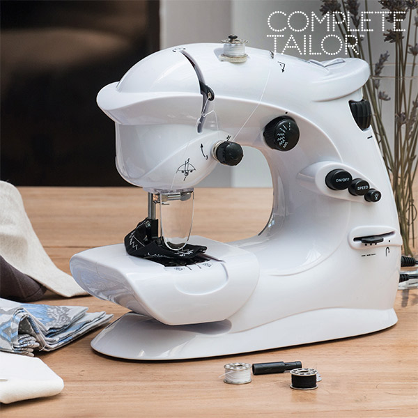 Sewing Machine Omnidomo Complete Tailor 6 V 1000 mA White