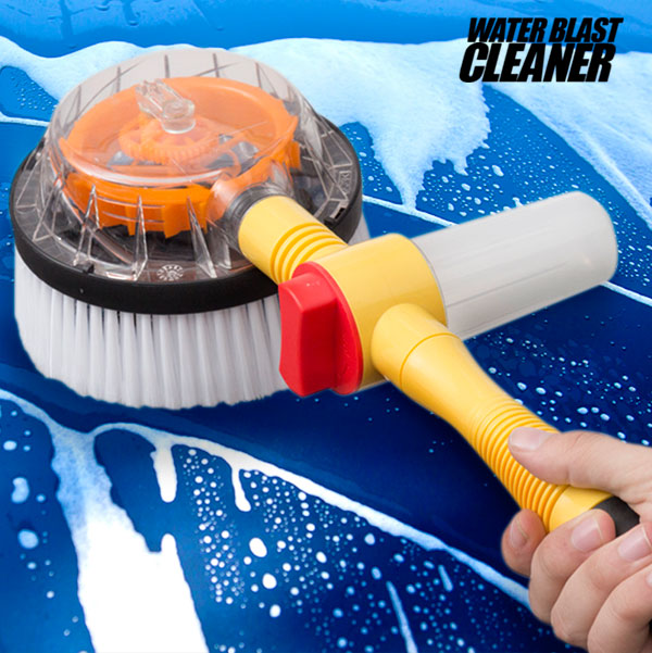 Water Blast Cleaner Rotating Cleaning Brush
