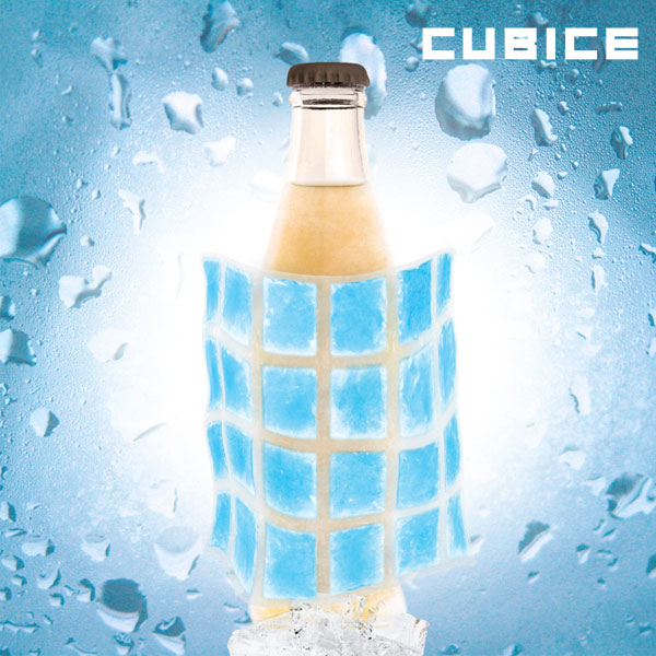 Cubice Ice Sheets