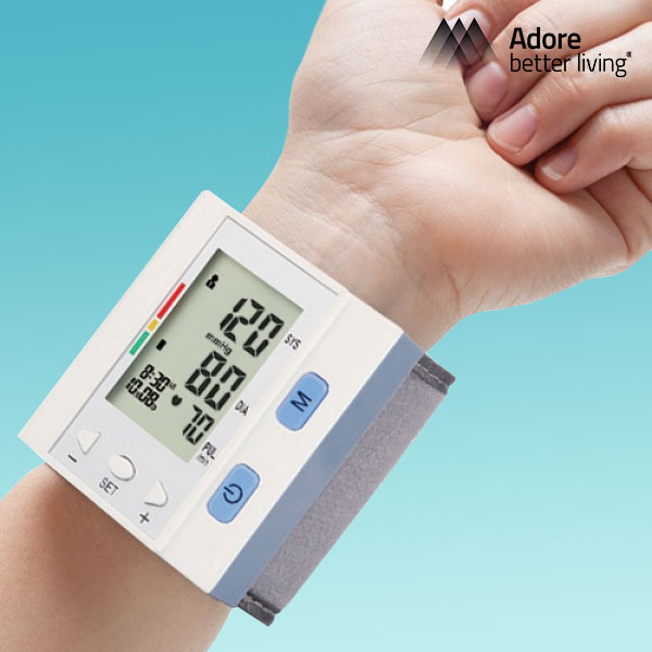 Adore Digital Blood Pressure Monitor