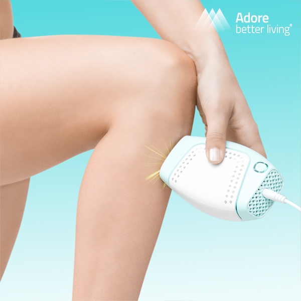 D·Pulse Pulsed Light Electric Epilator
