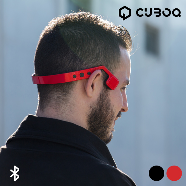 CuboQ Bone Driving Bluetooth Earphones
