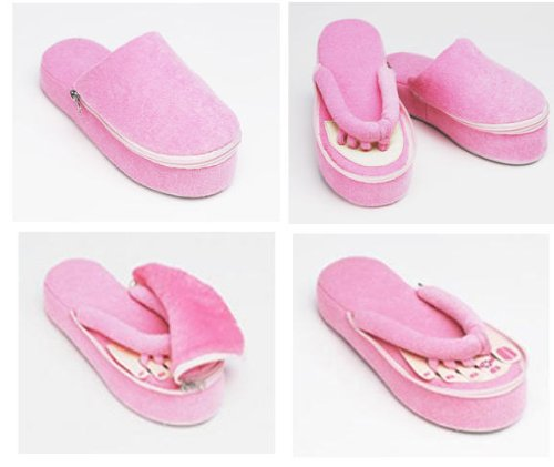 Memory Foam Pedicure Slippers