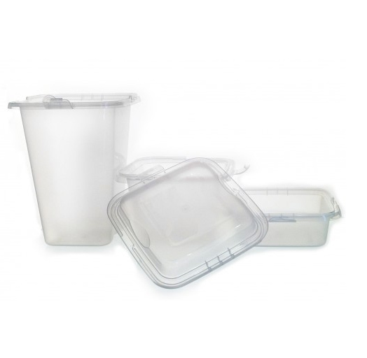 Plastic Container Set (20 Pieces)