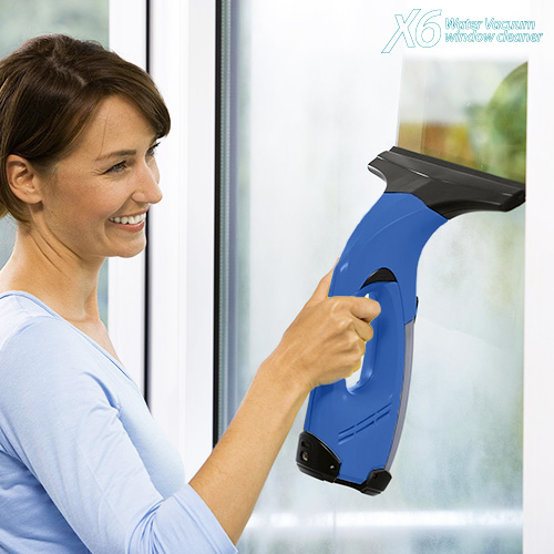 X6 Window Vacuum Cleaner