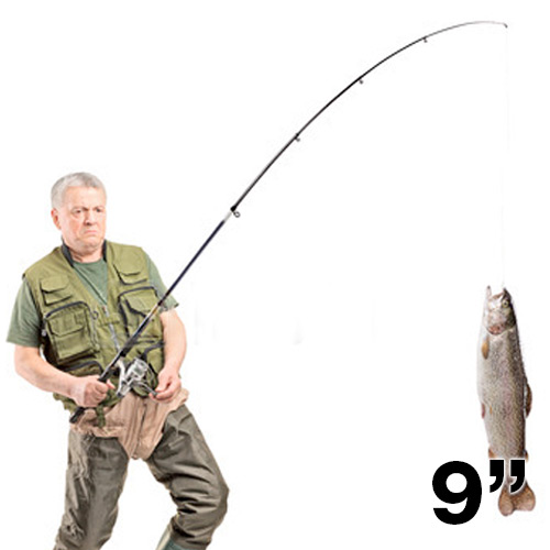"2.7 m/9"" Fishing Rod Set"